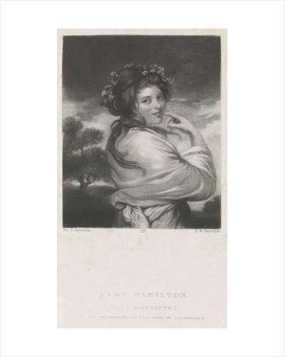 Lady Emma Hamilton (as a Bacchante) by Joshua Reynolds