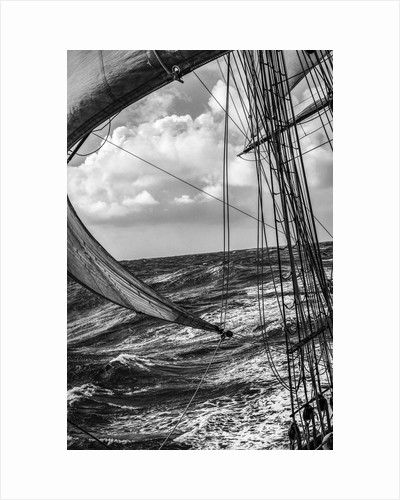 Eye of the Wind, Morgenster VOF by Richard Sibley