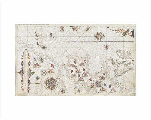 NE Atlantic and W Mediterranean by Joannes Oliva