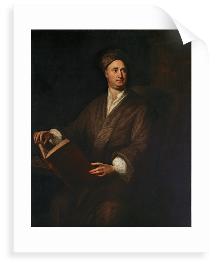 The Reverend Nicholas Tindal by George Knapton