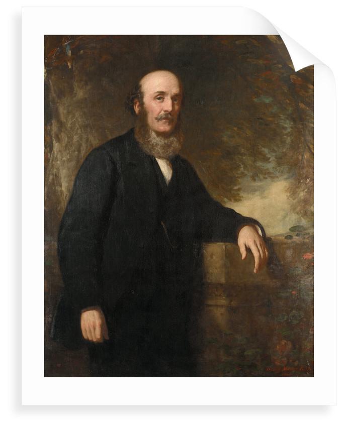 Peter Denny (1821-1895) by Daniel Macnee