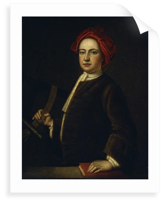 John Hadley (1682-1744) by Bartholomew Dandridge