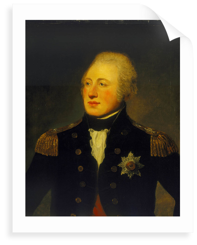 Vice Admiral Mitchell by Lemuel Francis Abbott