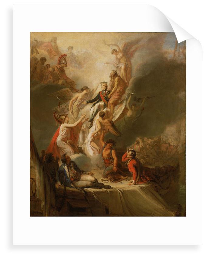 Apotheosis of Nelson by Scott Pierre Nicolas Legrand