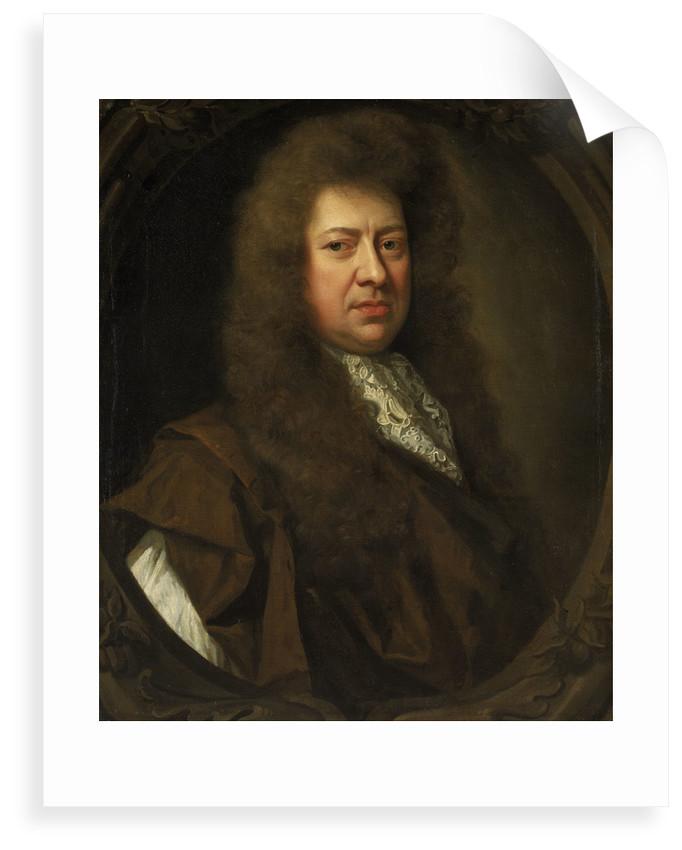 Samuel Pepys (1633-1703) by Godfrey Kneller