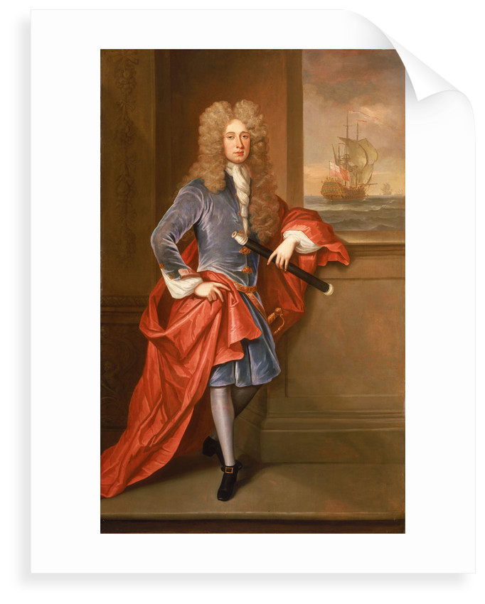 Isaac Townsend (d.1765) by British School