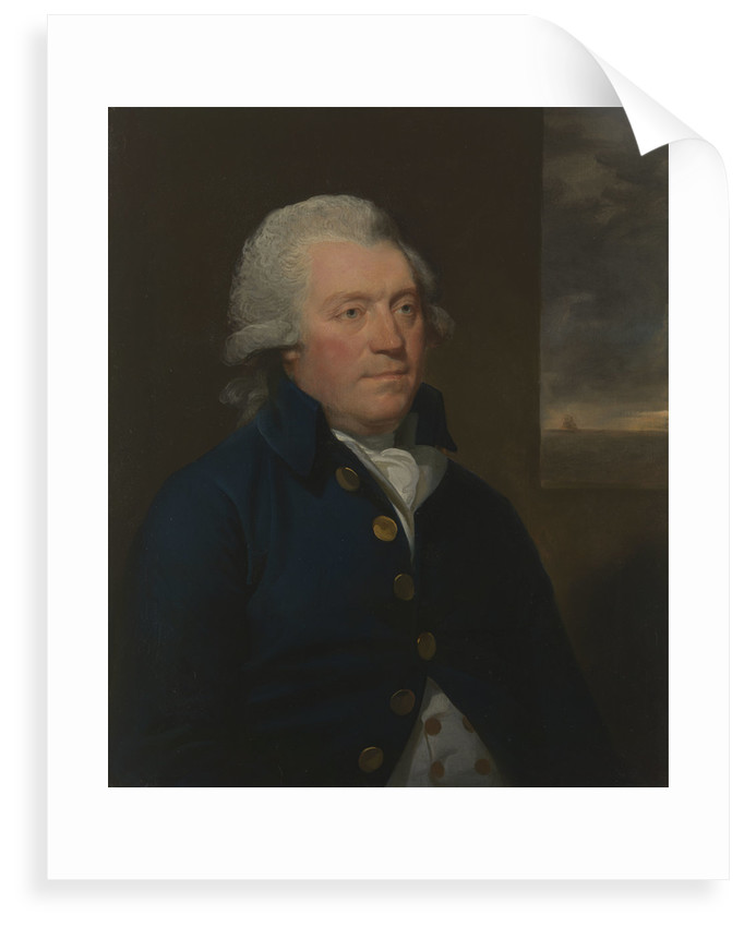 George Phillips Towry (1729-1817) by Philip Jean