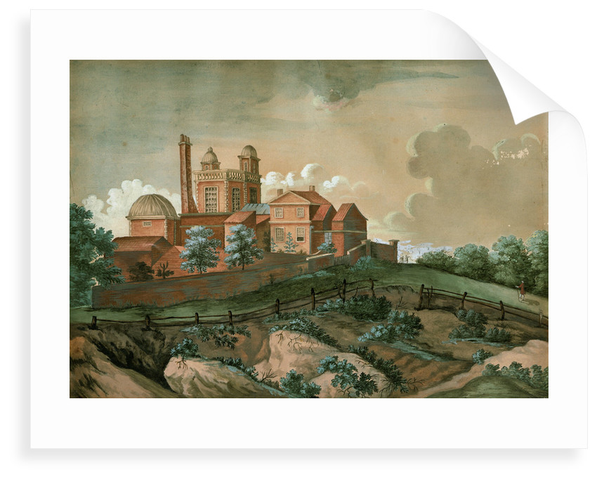 View of the Royal Observatory, Greenwich by unknown
