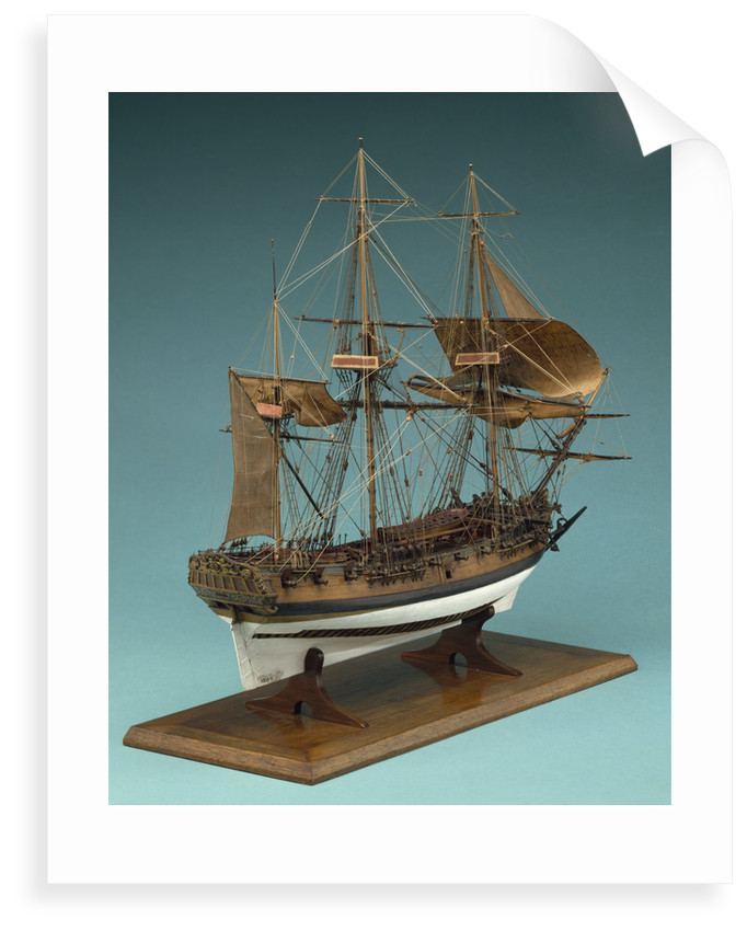 The 'Tartar' (1734) by unknown