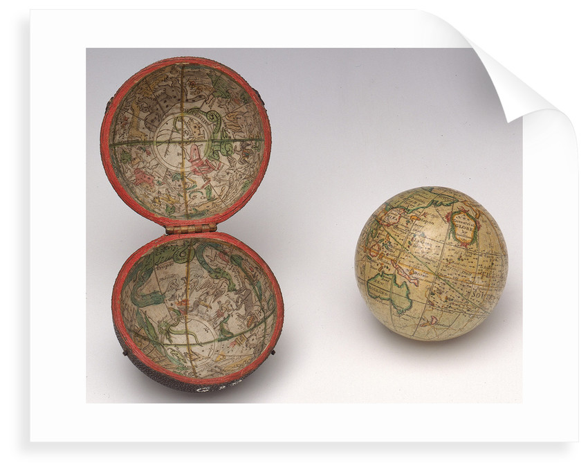 Sphere and case by William Palmer