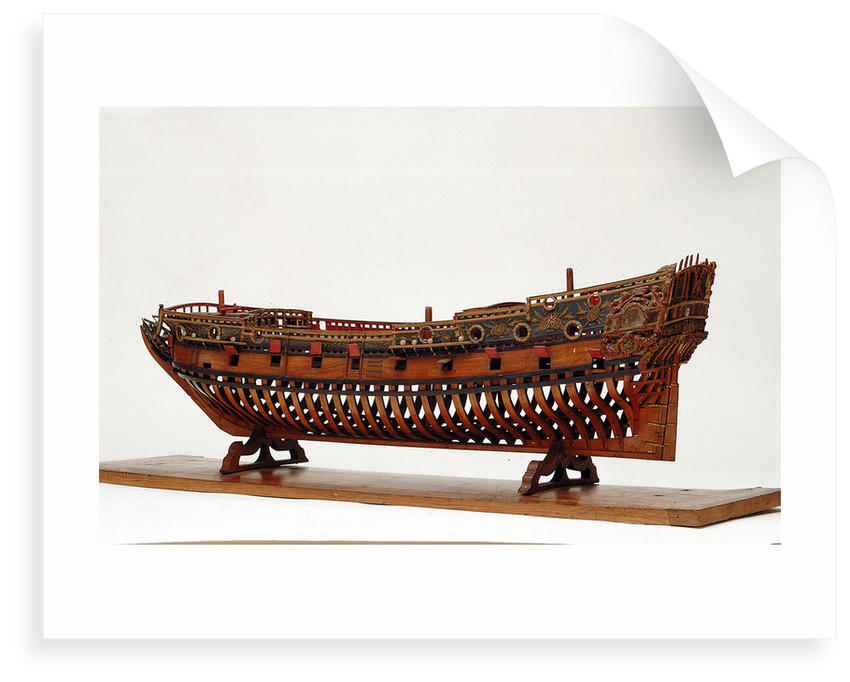 Ship of 36 to 40-guns by unknown