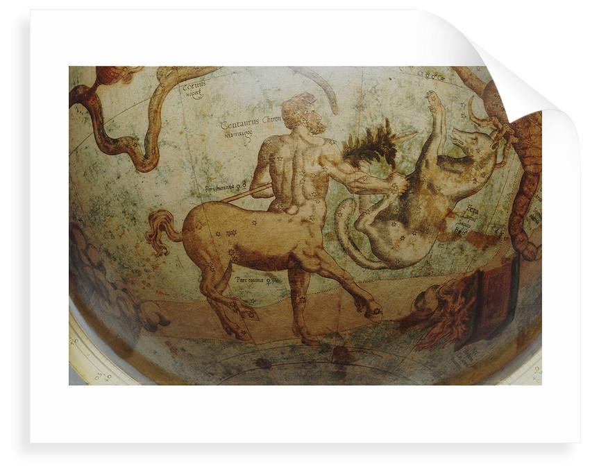 Centaurus Chiron by Gerard Mercator