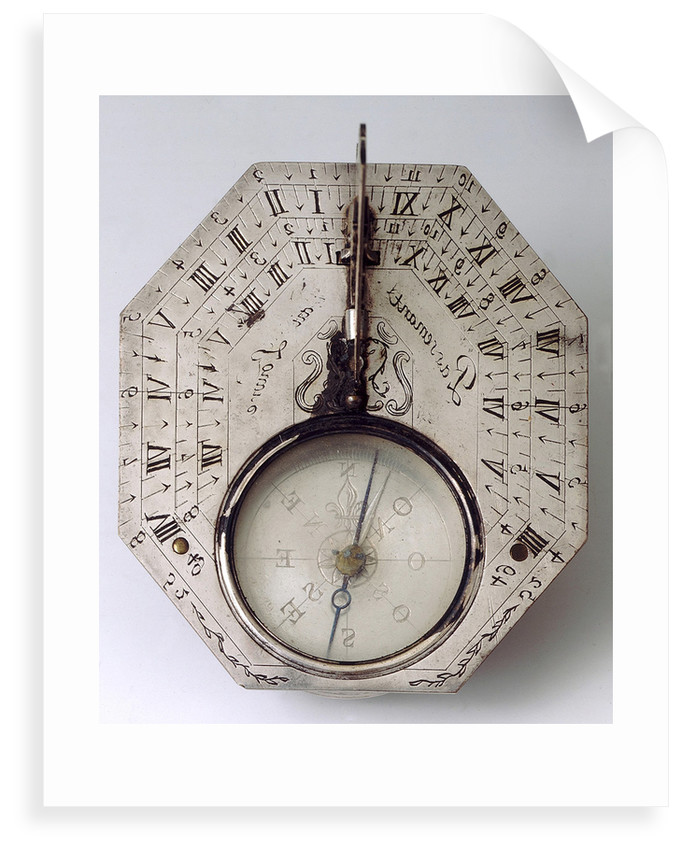 Butterfield dial by Claude Sim