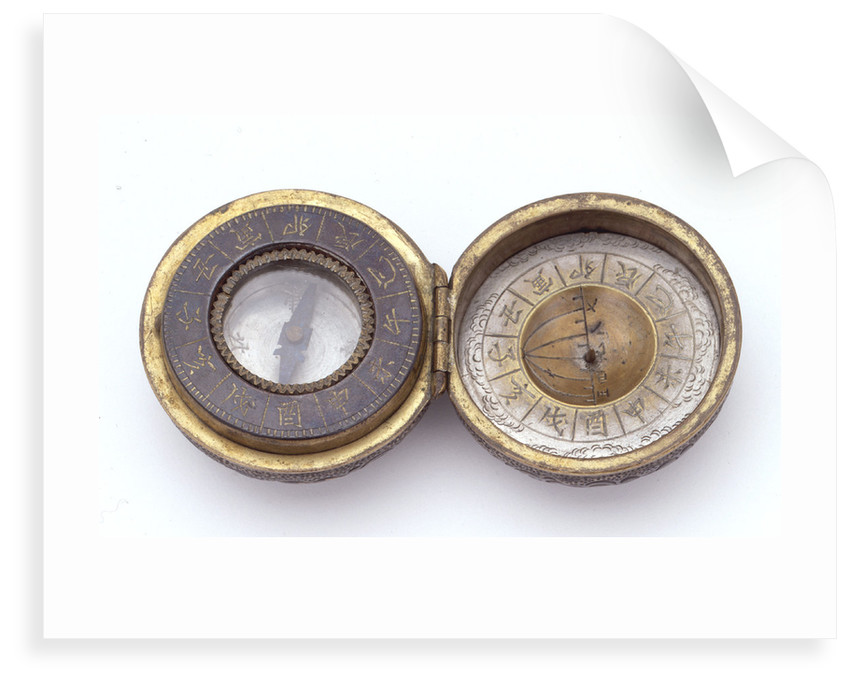 Scaphe dial by unknown