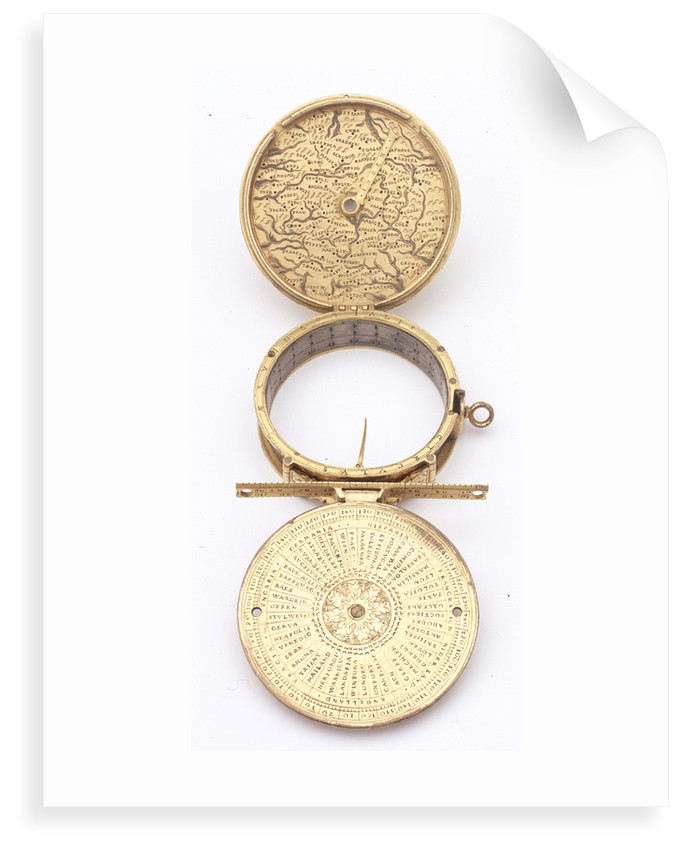 Astronomical compendium by Christoph Schissler