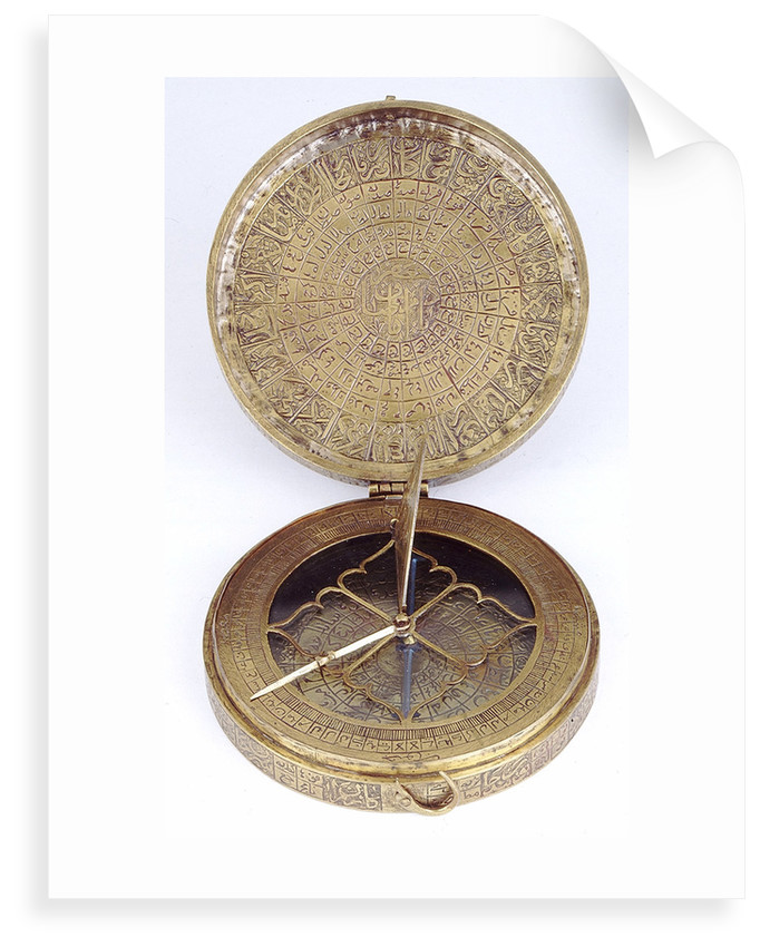Qibla indicator by unknown
