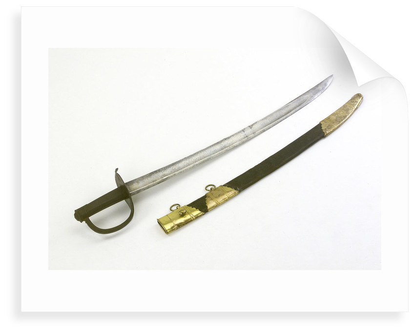 French cutlass by Coulaux Freres