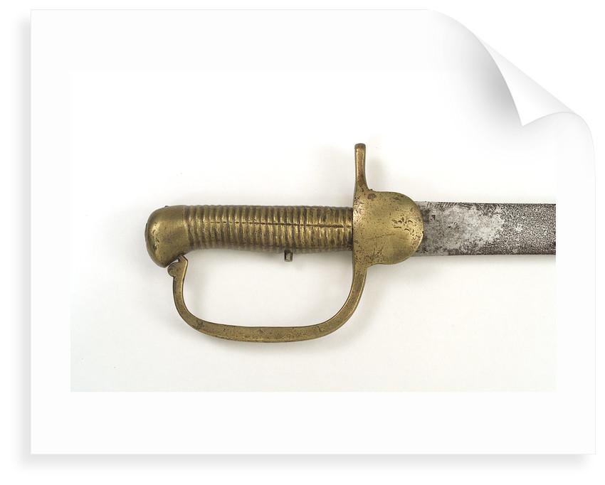 Hilt of  bayonet by Gill