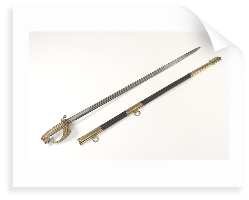 Chinese Maritime Customs sword by Firmin & Sons Ltd.
