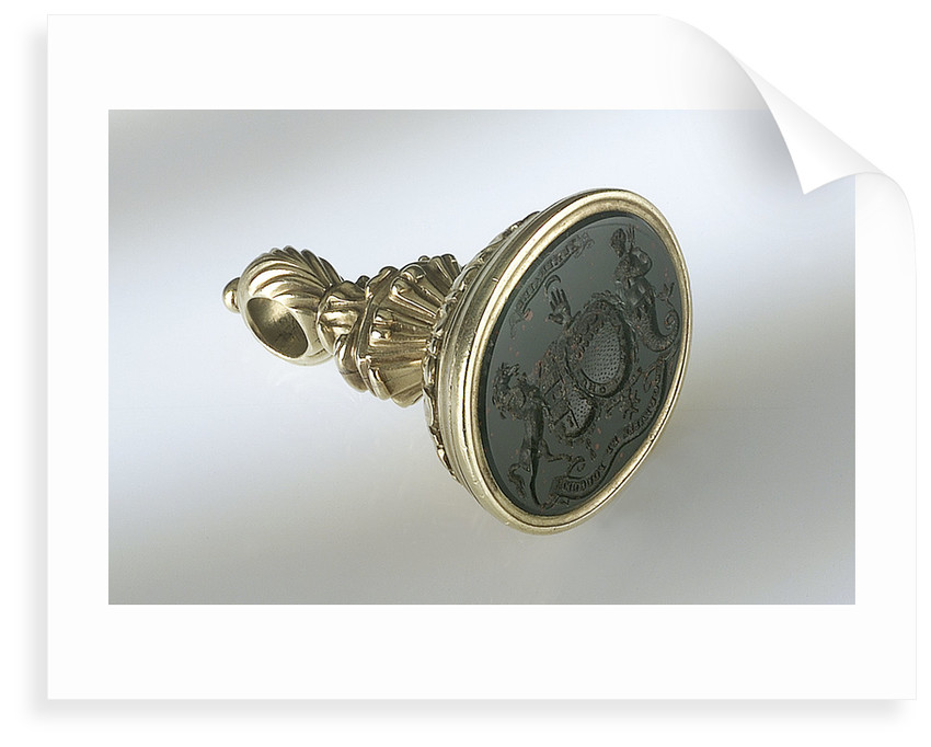 Fob seal by unknown