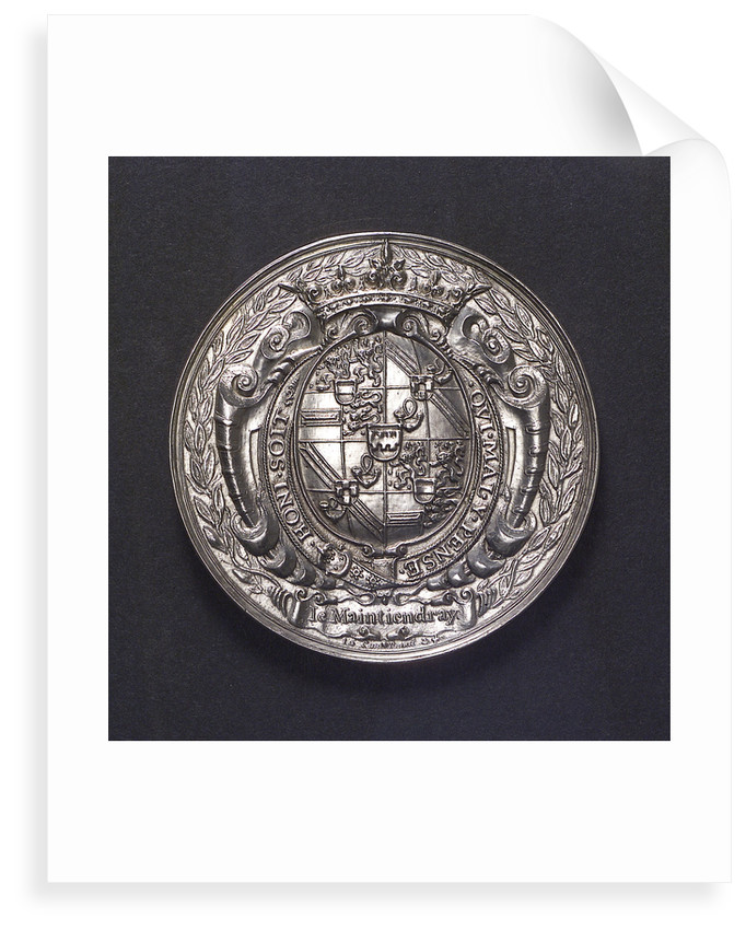 Medal commemorating the naval victories off Brazil Peru and San Salvador, 1624; reverse by J. van Bylaer