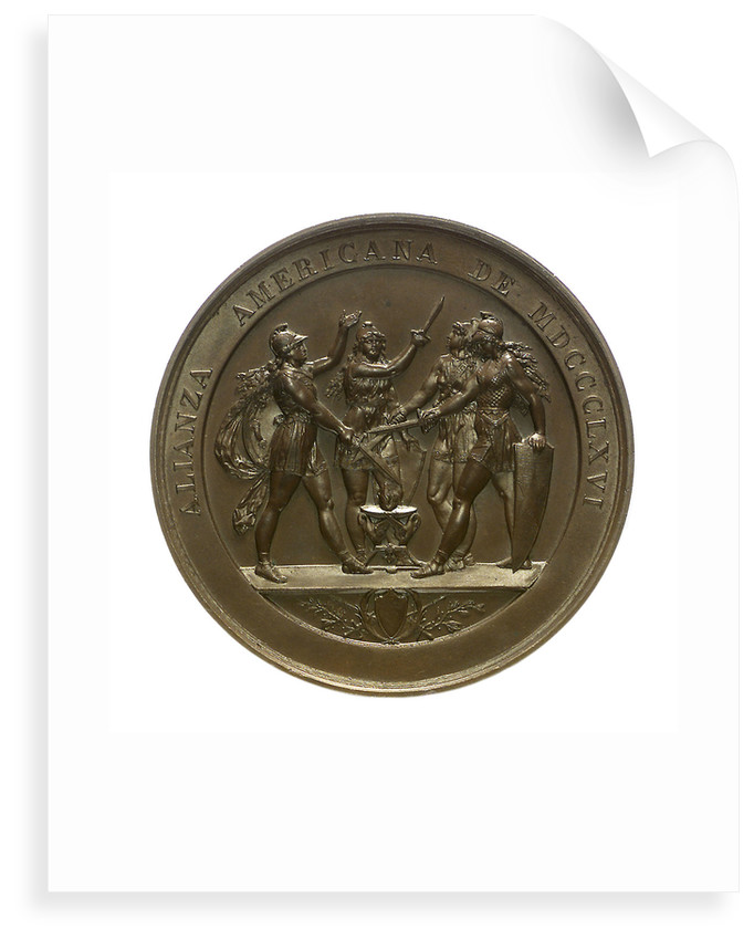 Medal commemorating the SS 'Great Eastern'; obverse by Harry Emanuel