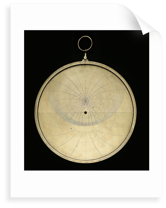 Astrolabe: mater by unknown