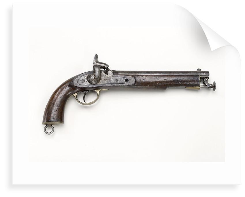 Pistol, 1856 pattern by unknown