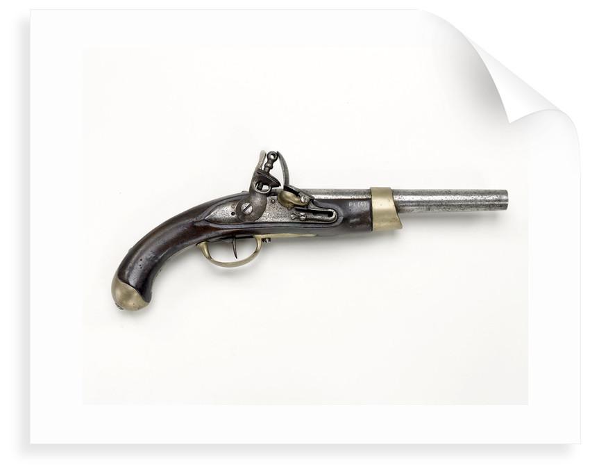 Pistol by Manufacture Nationale de St Etienne