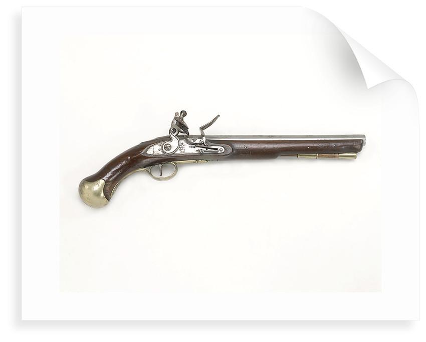Sea Service pistol by unknown