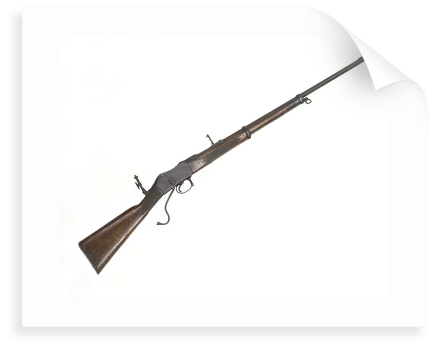 Martini rifle by C. G. Bonehill