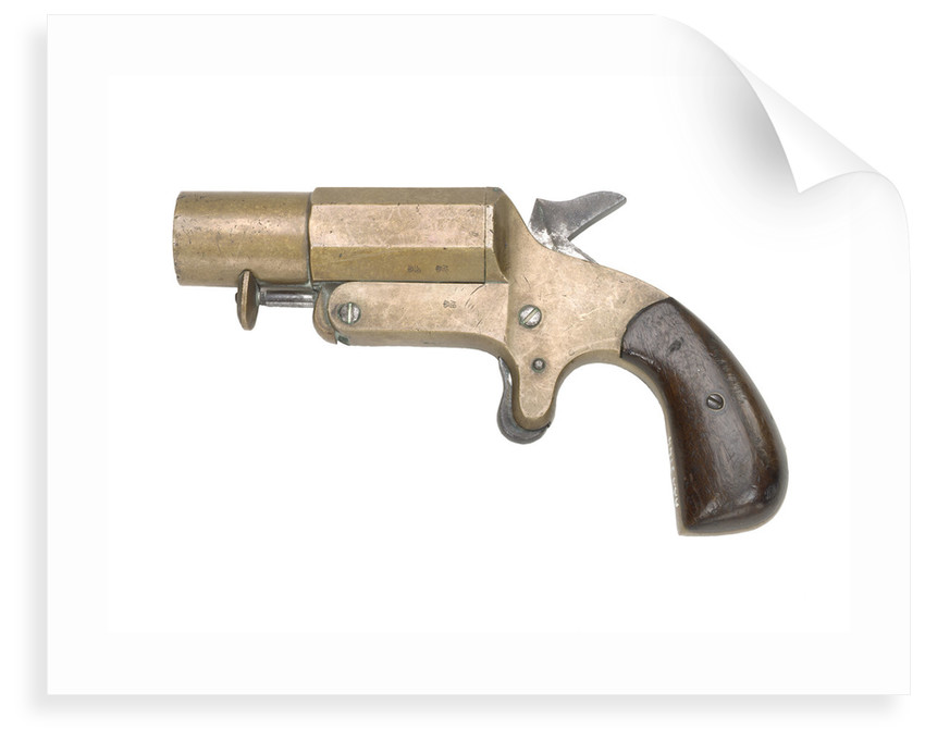 Signal pistol by unknown