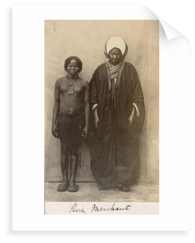 Slave merchant by unknown