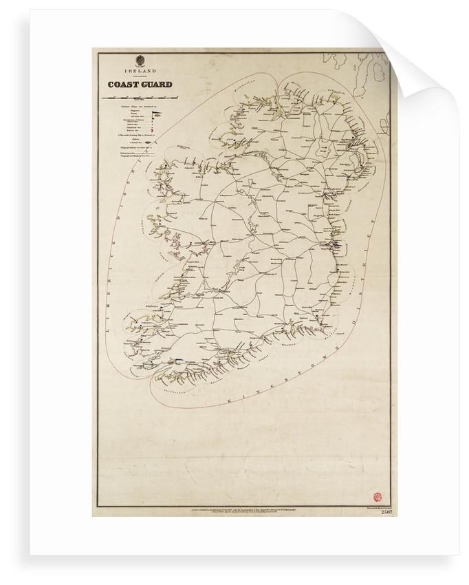 Ireland Coast Guard by Davies & Company