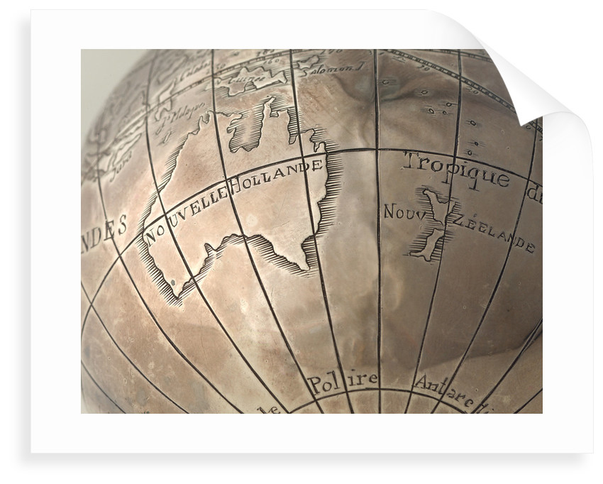 Australia and New Zealand by unknown