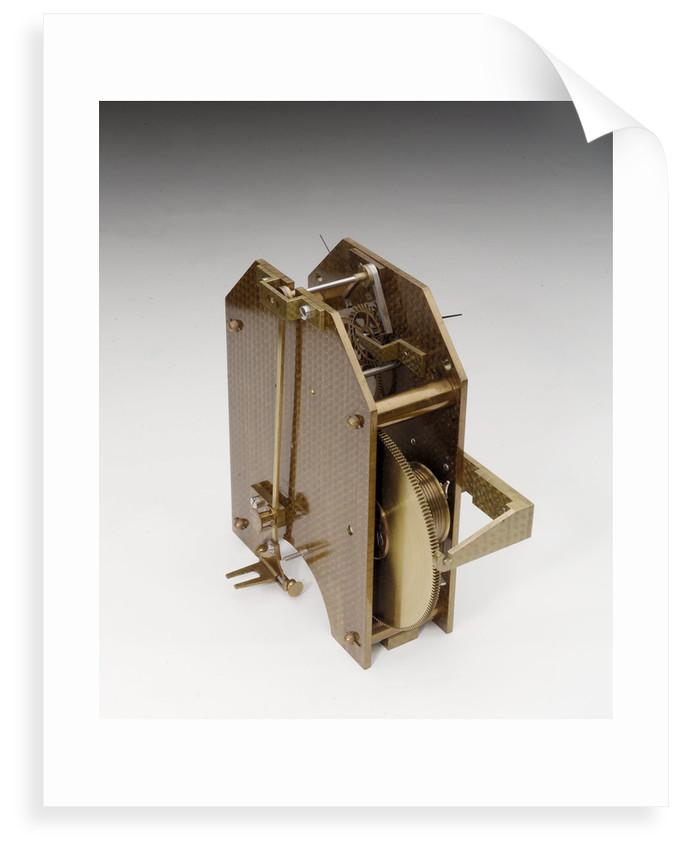 Astronomical regulators, movement back by Dent & Co.