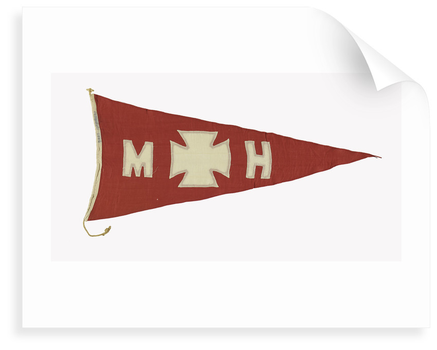 House flag, Moss Hutchison Ltd by unknown
