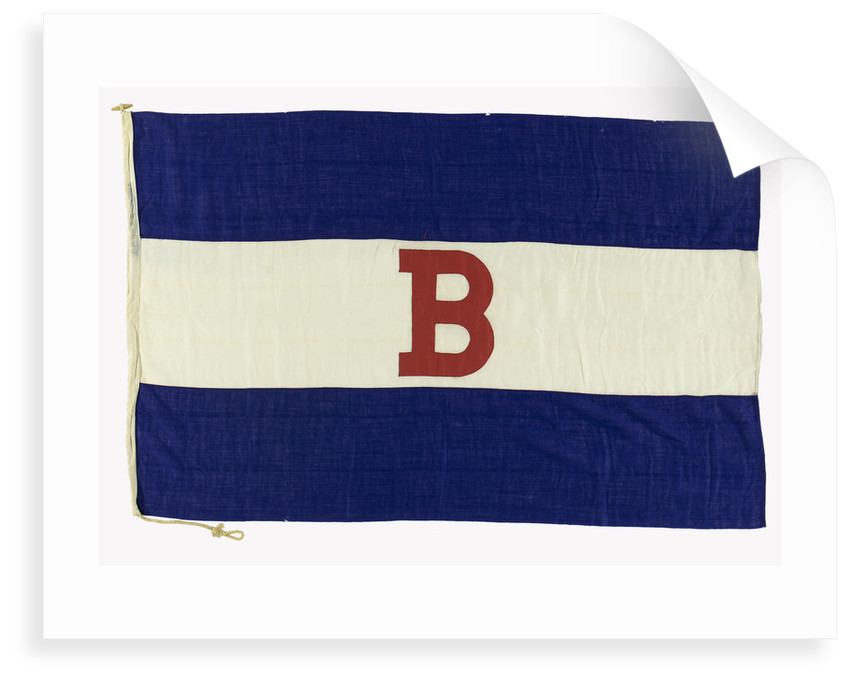 House flag, Booker Brothers McConnell and Co. by unknown