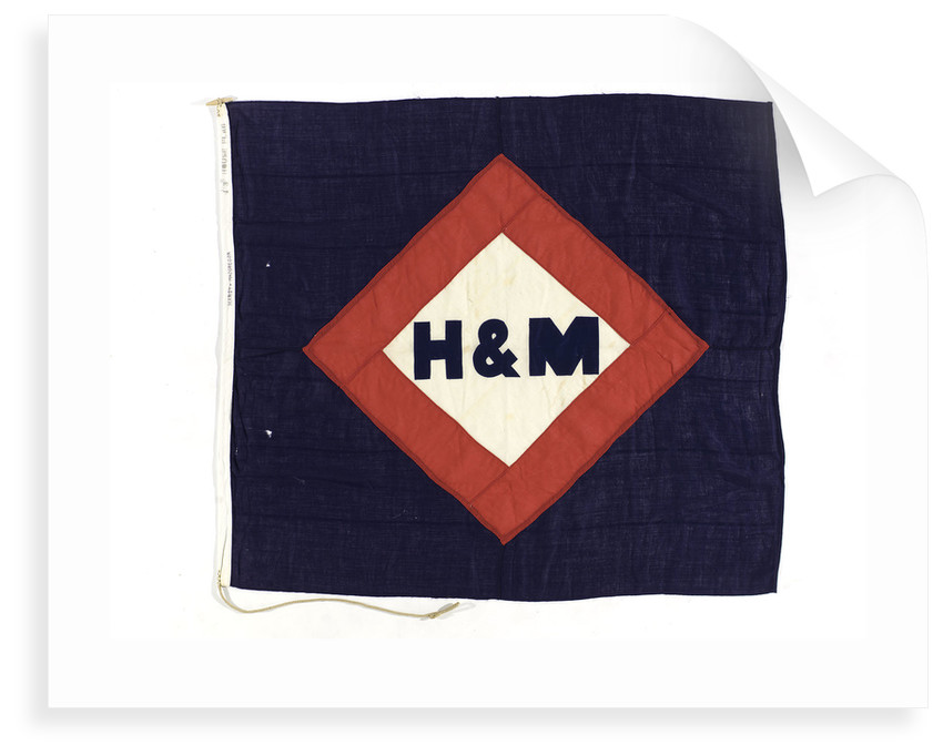 House flag, Hardy and MacGregor by unknown