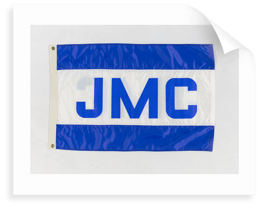 House flag, Jackson Marine by unknown