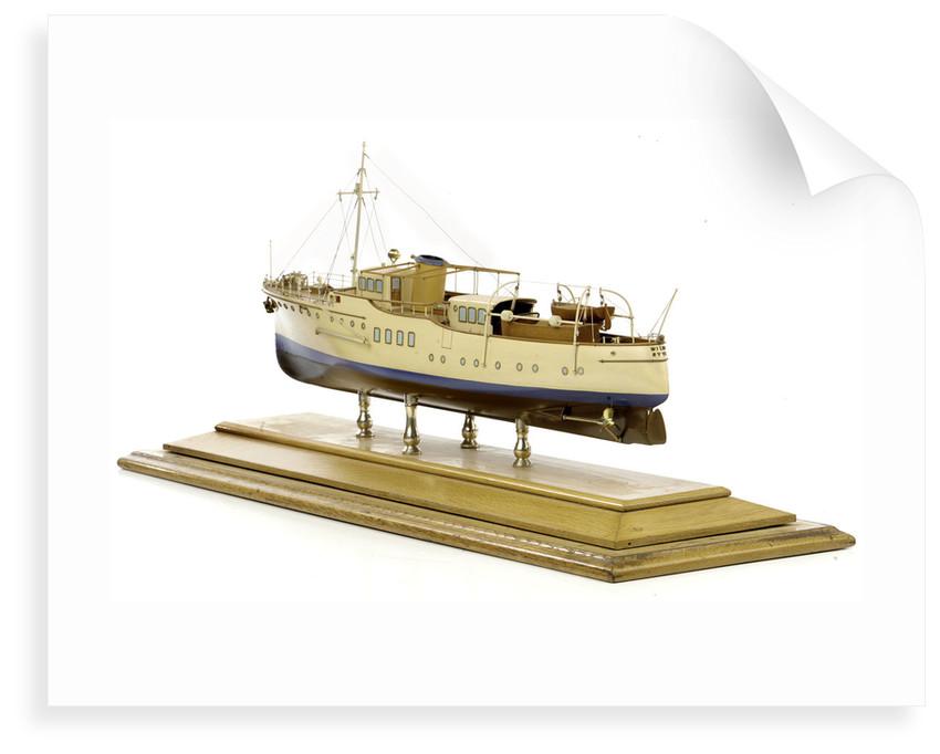 'Wilna', port stern quarter by unknown