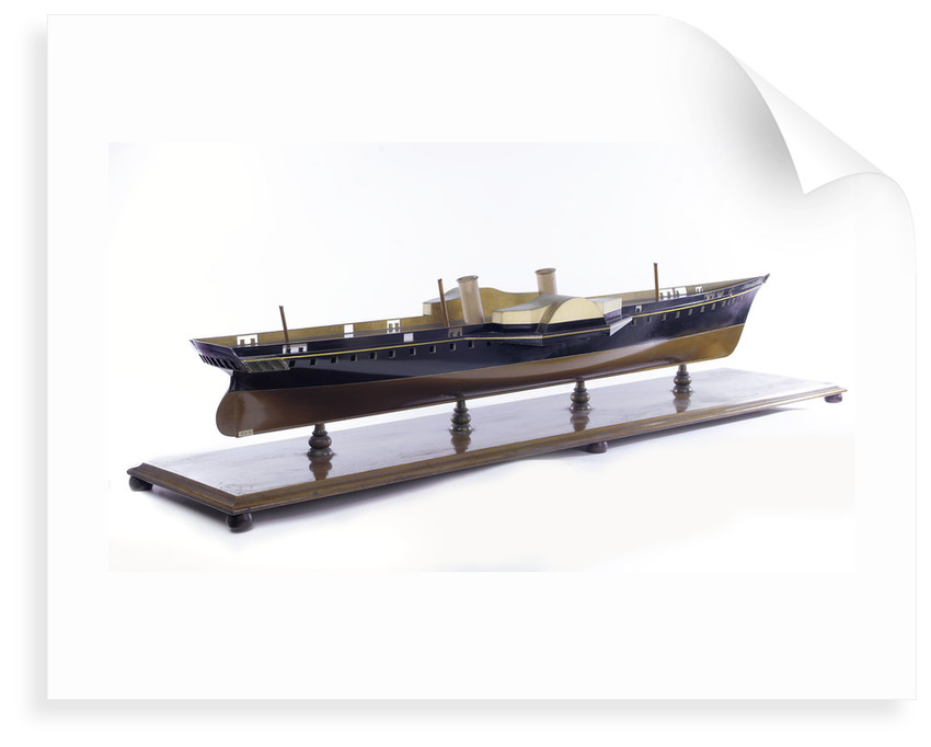 HMY 'Osborne', starboard stern quarter by unknown