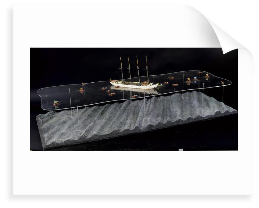 'Argus', starboard by Kenneth Britten