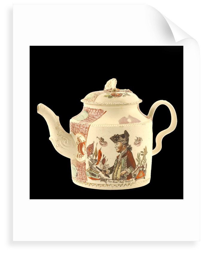 Teapot by William Greatbach