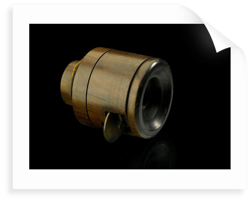 Eyepiece micrometer by Johann Alexander Herschel