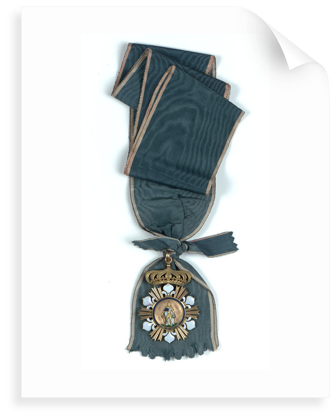 Order of St Ferdinand by unknown
