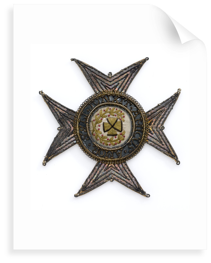 Order of St Joachim by unknown