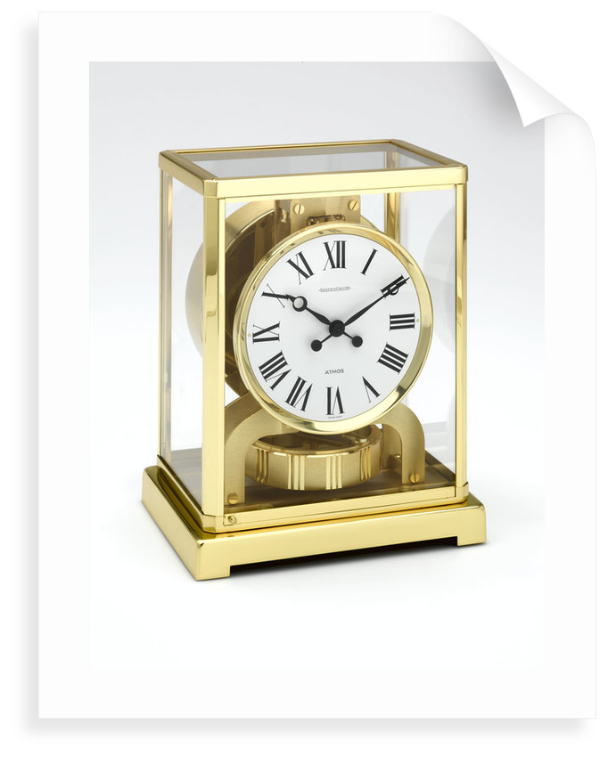 Atmos clock by Jaeger-LeCoultre