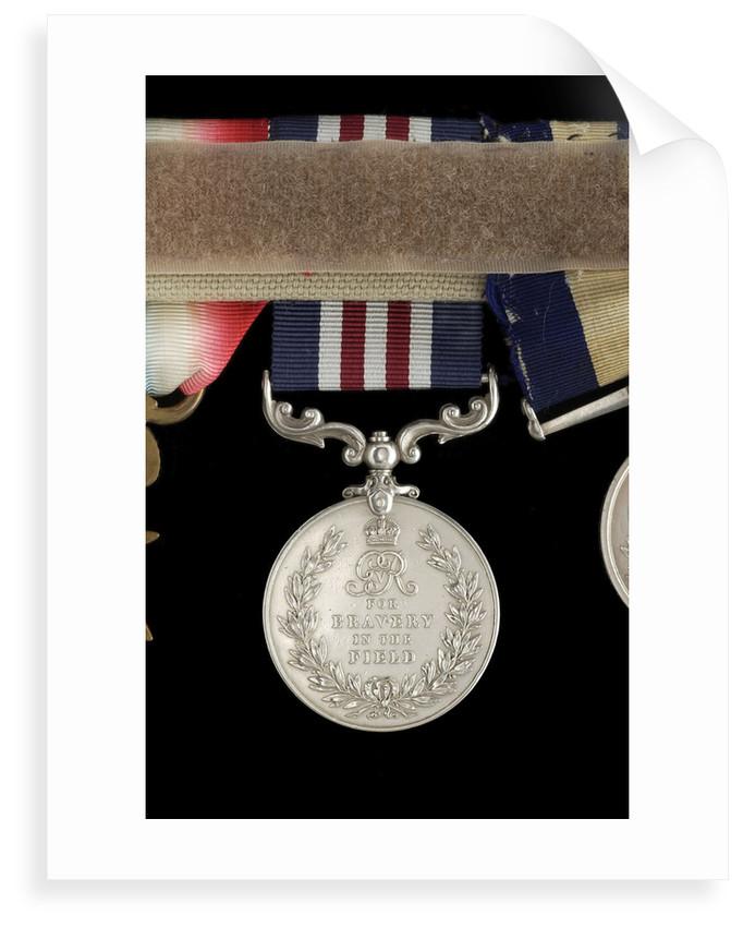Military Medal 1916-1930, reverse by B. Mackennal