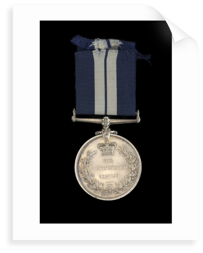 Distinguished Service Medal 1914-1936, reverse by B. Mackennal